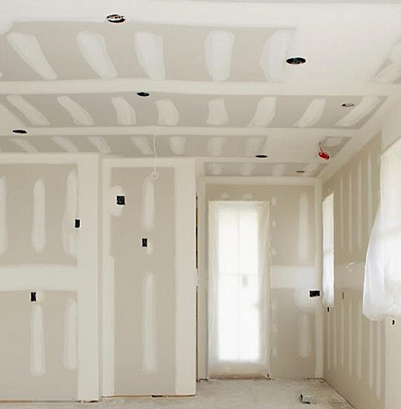 Installation of plaster wallboards