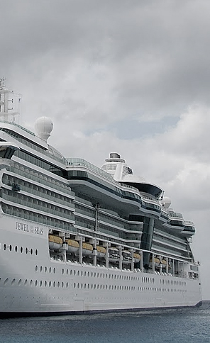 "Cruise vessel ""Jewel of the seas"""