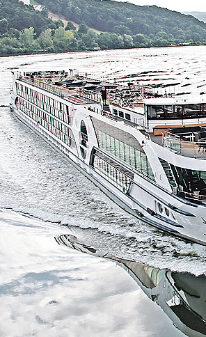 "River Cruise ""MS Geoffrey Chauser"""