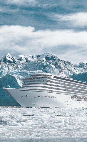 "Cruise vessel ""Crystal Endeavor"""