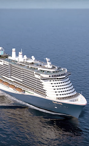 """Cruise vessel """"Carnival Mardi Gras"""""""
