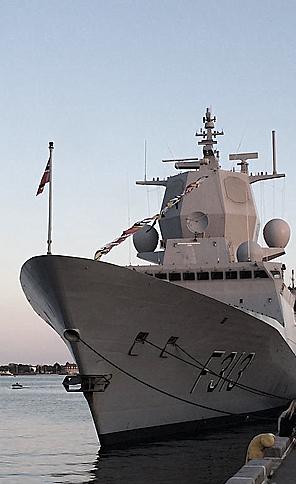 """Navy """"Johan Hjord"""""""